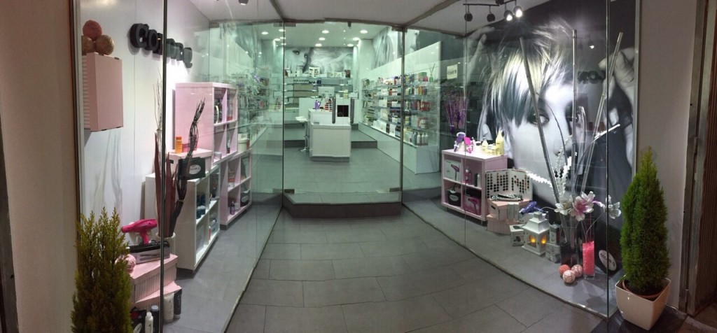 Escaparate Frontal